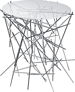 Alessi Aleesi FC09 Blow Up Table, Silver