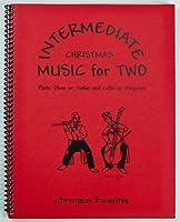 バイオリン&チェロ用 やさしい二重奏 クリスマス曲集 おなじみのX'mas定番揃い