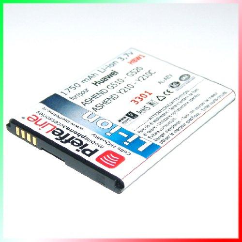 Batería para Huawei ashend G510G520Y210Y210C de 1750mAh tipo hbw1