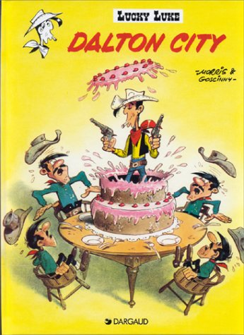 Lucky Luke, tome 3 : Dalton City