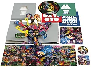 Mylo Xyloto (Special Edition) Box set Edition by Coldplay (2012) Audio CD