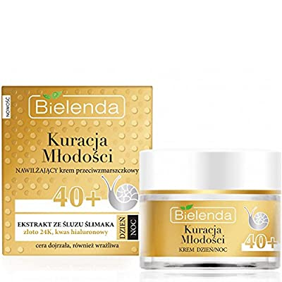 Bielenda Youth Treatment Moisturizing Anti Wrinkle Face Cream 40+
