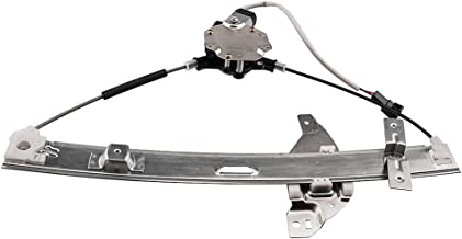 A-Premium Power Window Regulator with Motor for Chevrolet Impala 2006-2013 Impala Limited 2014-2016 Front Right