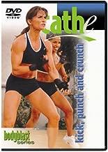 Cathe Friedrich's Body Blast: Kick, Punch & Crunch and Legs & Glutes DVD
