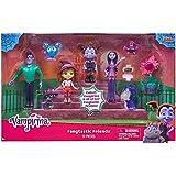 Vampirina Pack Deluxe figurines Série 2, multicolore - Bandai Spain 78027 - Version Espagnole