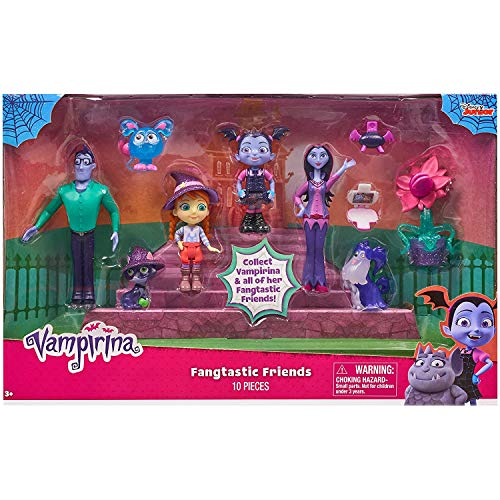 Vampirina - Pack Deluxe figuras Serie 2 (Bandai 78027)