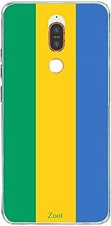 Nokia X6(2018) Gabon Flag, Zoot Designer Phone Covers