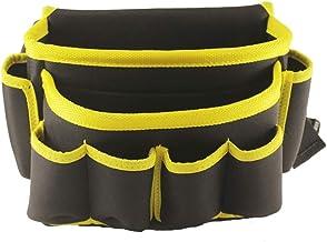 Jianghuayunchuanri Taille Tool Bag Elektricien Multifunctionele Tool Reparatie Tas Hardware Tool Bag Taille Tool Opbergtas...