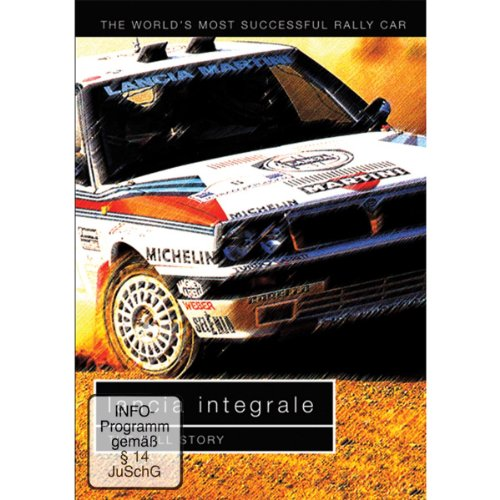 Lancia Integrale: The Full Story [DVD]