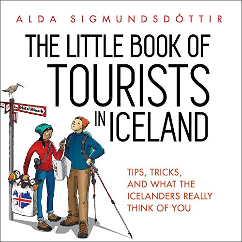 The Little Book of Tourists in Iceland Titelbild