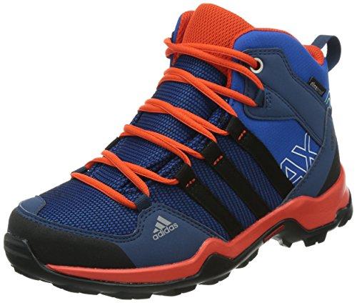 adidas, M17367, AX2 Mid CP K, kinderschoenen, marineblauw, maat M