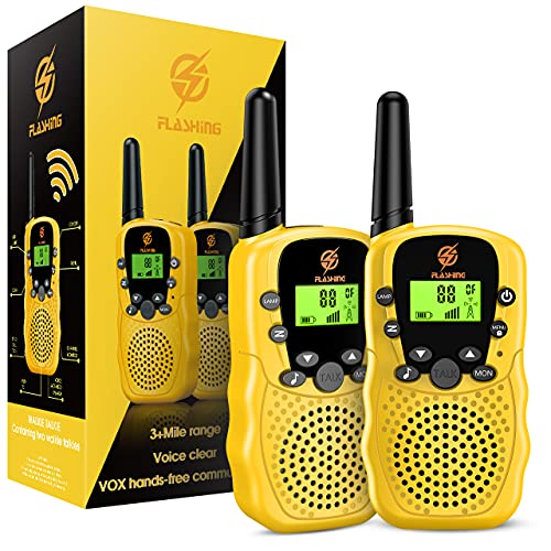 Toy zee Walkie Talkie Kids Toys for 3-12 Years Old Boys Girls, Funny Gifts...