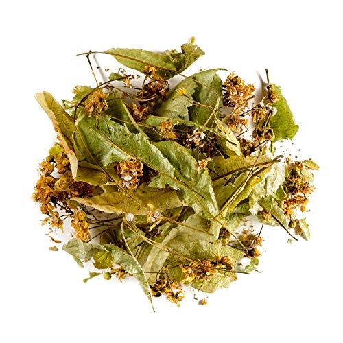 Infusion Tilleul Provence Fleurs Bio - Tisane Fleurs Tilleul - Origine Français Lime Blossoms 50g