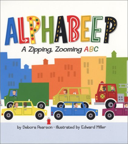 Alphabeep: A Zipping, Zooming ABC