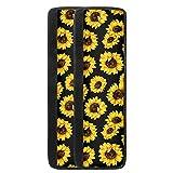 Upetstory Sonnenblumen-Türgriff-Abdeckungen für Kühlschrank, Backofen, Griffschutz...