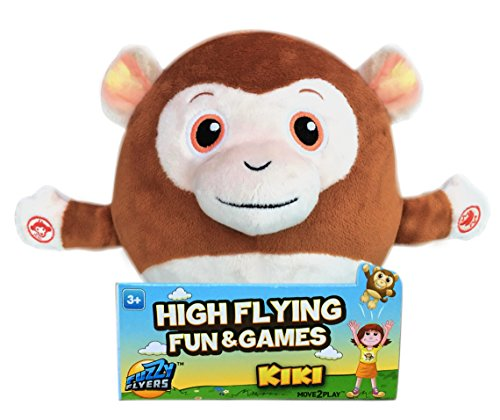 Talkin' Animals, Made To Get Kids Active With Games! Kiki the Interactive Plush Monkey