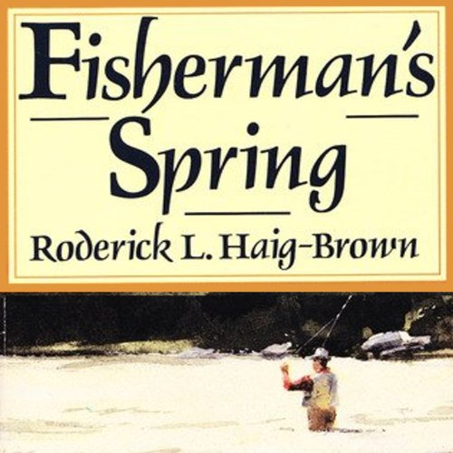 Fisherman's Spring audiobook cover art