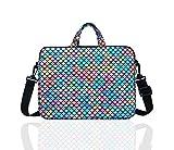 10.5-Inch Laptop Ipad Shoulder Carrying Bag Case For 9.6' 10' Tablet/Reader(Colorful)
