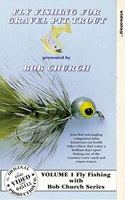 Fly Fishing For Gravel Pit Trout [VHS] from Original Video