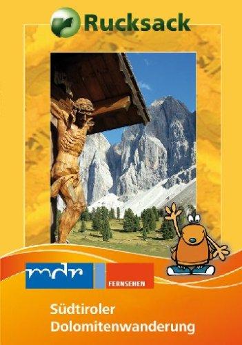 Rucksack: Südtiroler Dolomitenwanderungen