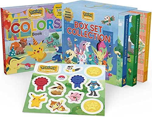 Pokémon Primers: Box Set Collection, 5: Volume 5