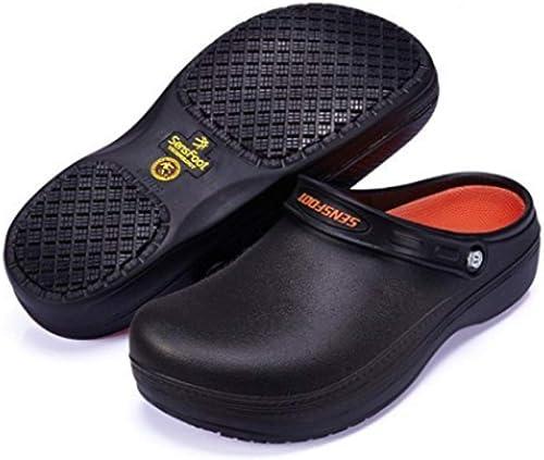 YOWESHOP , Chaussures de sécurité sécurité sécurité pour Homme Noir Noir 91b