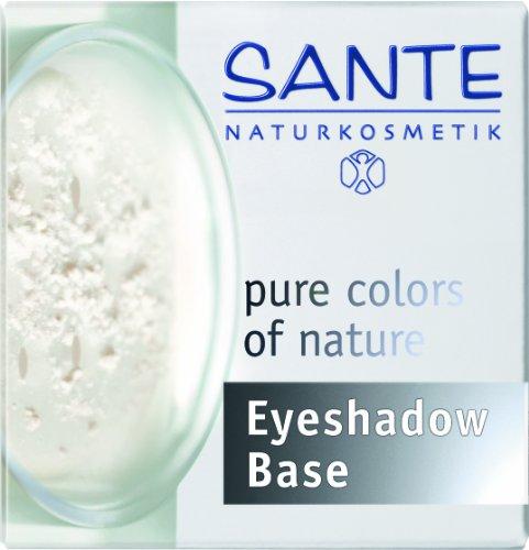 Sante Natuurlijke cosmetica oogschaduw base losse poederachtige oogprimer verbetert de houdbaarheid van de oogschaduw, veganistisch, 1 g