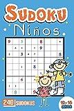 Sudoku Niños 12 Años: 240 Sudokus Para Niños 12-16 Años Con Soluciones