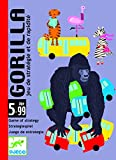 Djeco  - Cartas Gorilla