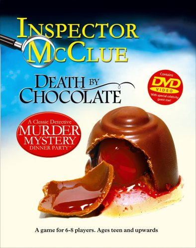 Inspector McClue - Death by Chocolate Dinner Party Game