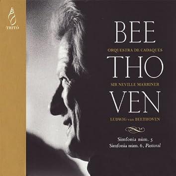 Beethoven: Sinfonias Nos. 5 y 6