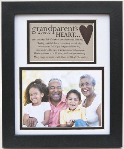 Grandparent's Heart Decor
