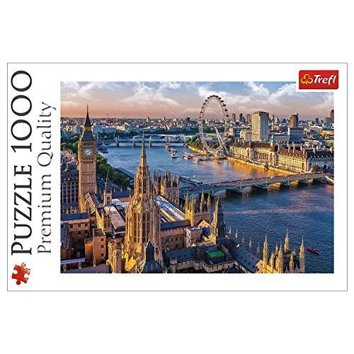Trefl 10404 Puzzle, Farbig