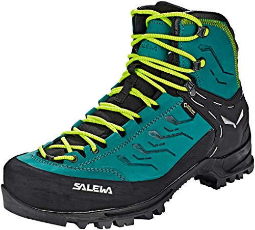Salewa Rapace GTX Schuhe Damen Shaded Spruce/Sulphur Spring Schuhgröße UK 5,5   EU 38,5 2020