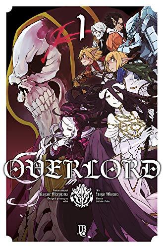 Overlord Mangá Vol. 01