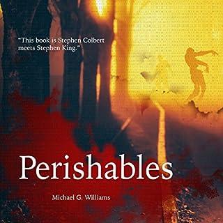 Perishables audiobook cover art