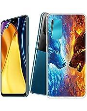 JIENI Case voor Redmi Note 10 5G Telefoon Cover, Zachte TPU Beschermende Shockproof Telefoon Case voor Redmi Note 10 5G, Crystal Clear, Anti-slip en drop-proof/Clear Case