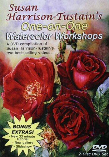 Susan Harrison-Tustain's One-on-One Watercolor Workshops