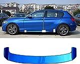 ABS Coche Tronco Alerón Trasero para BMW F20 F21 116i 120i 118i M135i, Trunk Techo Spoiler Lip Wing, Alerón Labio Del Maletero Tail Lip Wing Accesorios
