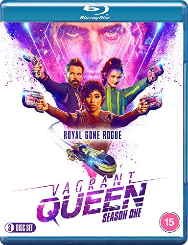 Picture of Vagrant Queen Season 1 - BLU-RAY