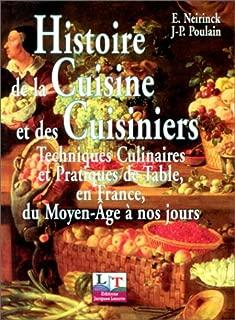 Histoire cuisine et cuisiniers, nouvelle édition