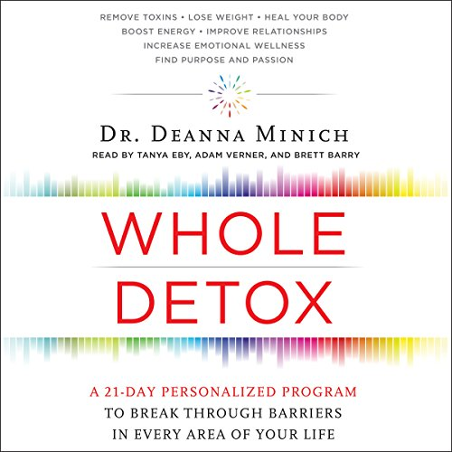 Page de couverture de Whole Detox