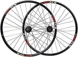 Binglinghua 1 par de Ruedas Delanteras Mavic Crossride CR de 29 Pulgadas, 6 Pernos, para Bicicleta de montaña, MTB, 9 mm, 15 mm