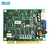 BLEE Classical Arcade Board 19 in 1 Arcade PCB Jamma Board Horizontal Jamma Multi Game CGA VGA Output