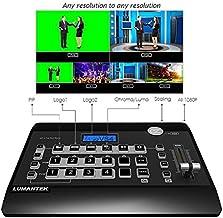 Lumantek ez-Pro VS4 4 Channel Full HD 4x1 Seamless Switcher (Stand-Alone)
