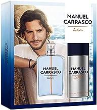 Estuche Manuel Carrasco Libre 100ml + Desodorante 150ml