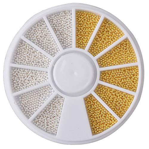 tellaLuna Color mezclado camaleón uñas Rhinestone Glitter pequeñas cuentas irregulares para uñas arte 3D decoración piedra oro plata