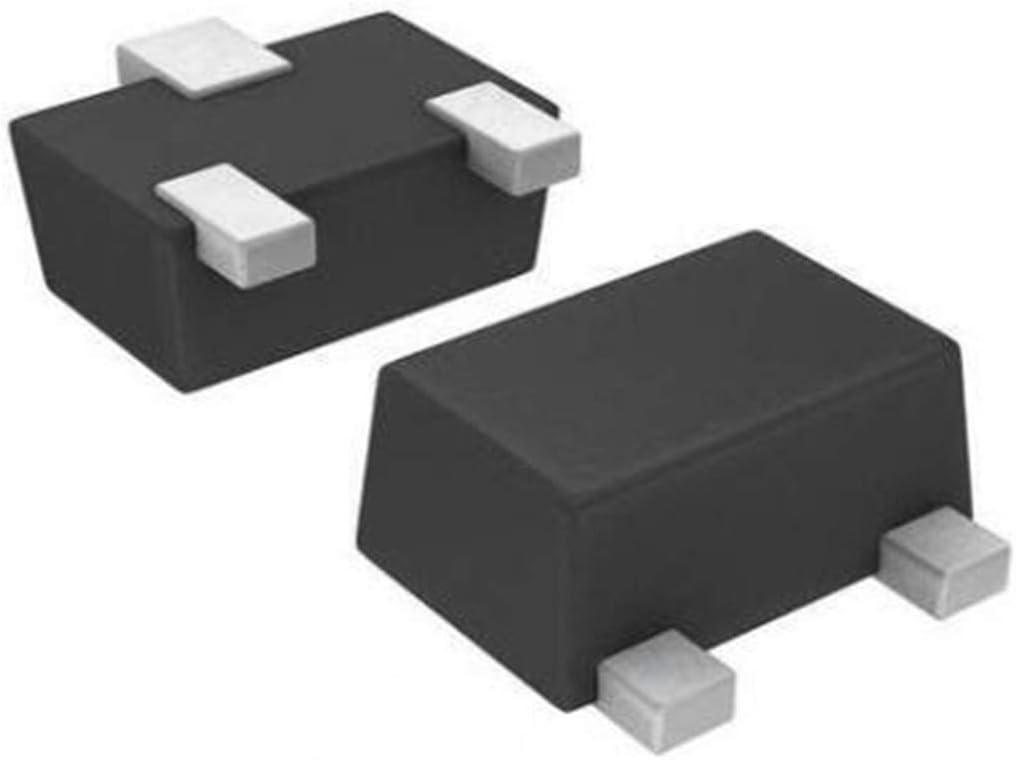 LUOHAIMEI-B 100PCS 2SC5663T2L transistores bipolares BJT NPN - 12V 0.5A SOT-523