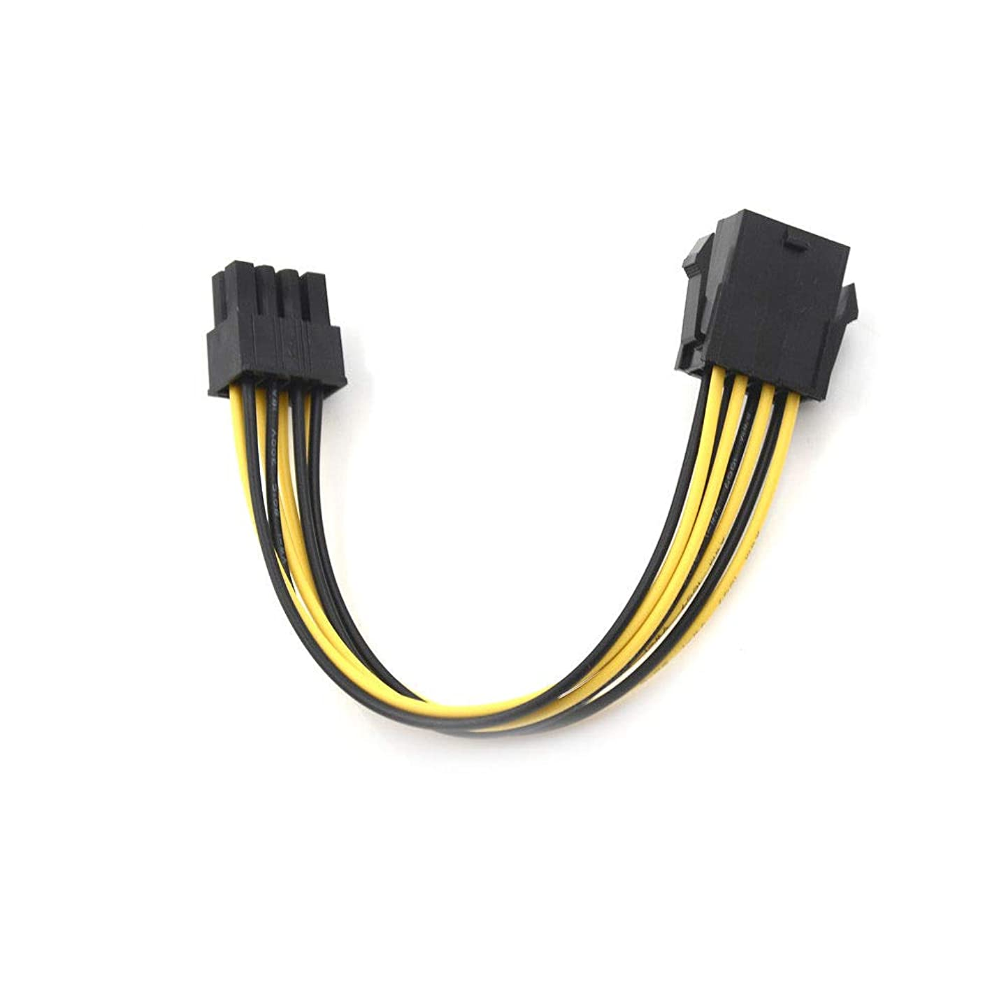 1PC 20cm Male to Female 8 Pin ATX EPS Cables Connectors Power Extension Computer Graphics Card