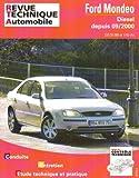 E.T.A.I - Revue Technique Automobile 648 FORD MONDEO II - 2000 à 2007